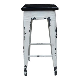 Mila 26 Bar Stool by Gracie Oaks Best Choices