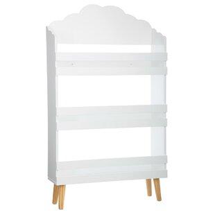 Alturas Cloud 100cm Bookcase By Zoomie Kids