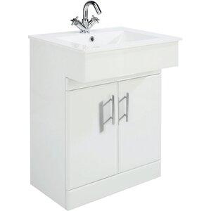 Premier 61 cm Einzelwaschbecken-Set