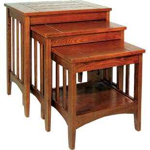 Shop For Hugo 3 Piece Nesting Tables by Oriental Furniture