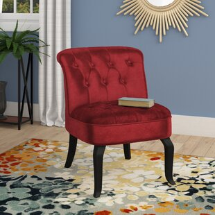 Darby Home Co Jiya Accent Slipper Chair