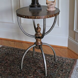 Charlotte End Table by Carolina Accents