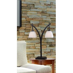 Buy clear Structure 26 Arched Table Lamp By Wildon Home ®
