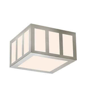 Sonneman Capital 1-Light Flush Mount