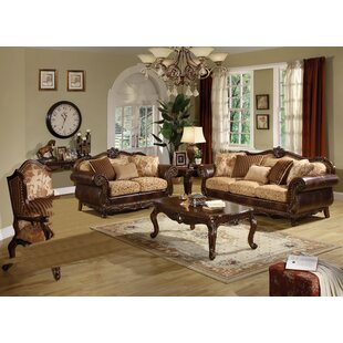 Astoria Grand Rozier 3 Piece Living Room ..