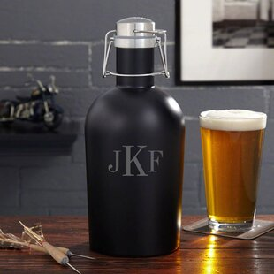 Personalized 64 oz. Beer Growler