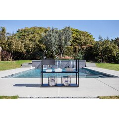 outdoor sink station wayfair