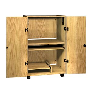 General Laptop Storage Carts by Ironwood