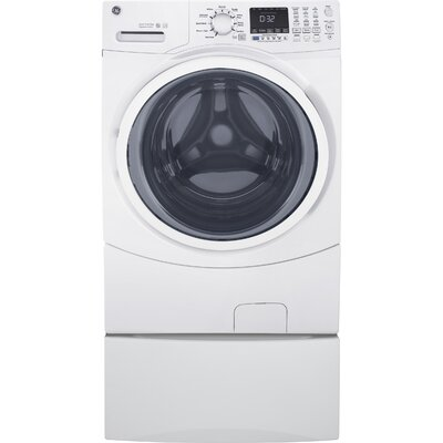 4.5 cu. ft. Energy Star Frontload Washer with Steam GE Appliances