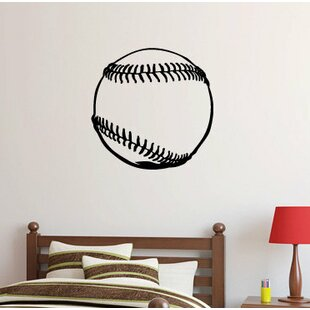 Vernon Baseball Wall Decal