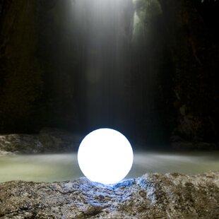 Smart & Green Ball 1 Light Poolside or Floating Light