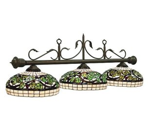 Bowdon 3-Light Billiard Light by Fleur De Lis Living