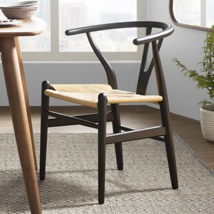 Villa Court Solid Wood Dining Chair (Set of 2) Langley Street