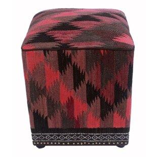 Braziel Kilim Cube Ottoman..