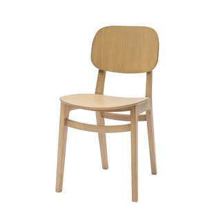 Aldermary Solid Wood Dining Chair (Set Of 2) By Ebern Designs