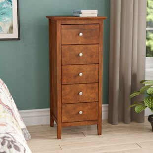 Eskridge 5 Drawer Lingerie Chest