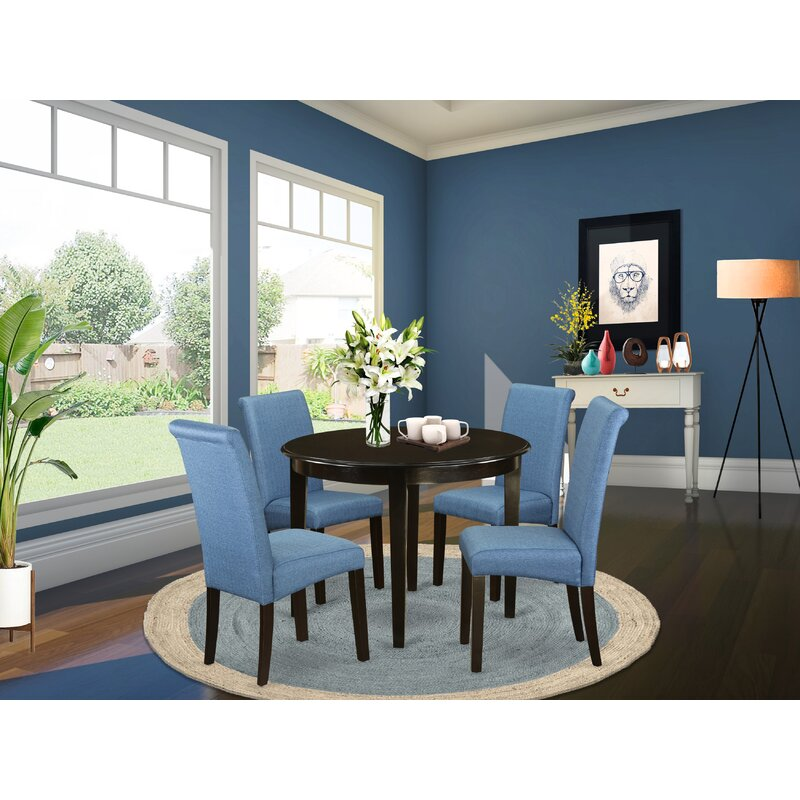 Amya Small Kitchen Table 5 Piece
