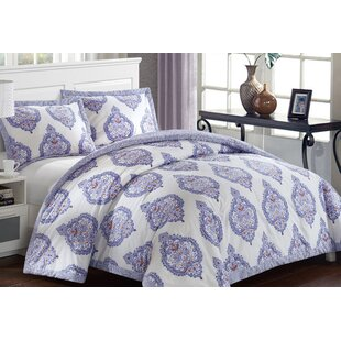 LUX-BED Grand Palace Cotton Comforter Set