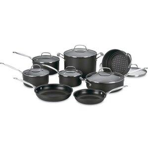 Cuisinart 14-Piece Cookware Set