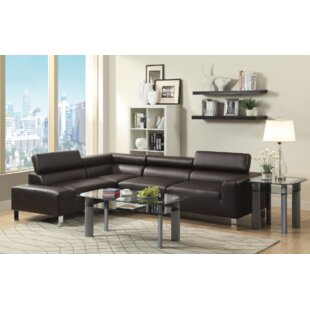 Heiden Sectional by Orren Ellis