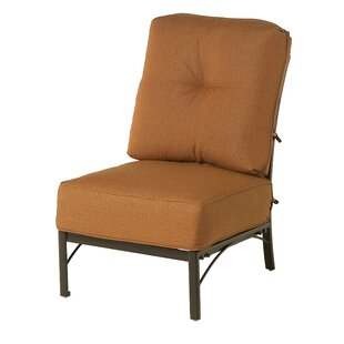Merlyn Club Middle Patio Chair by Fleur De Lis Living Best Design