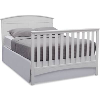 Archer 4 In 1 Convertible 2 Piece Crib Set