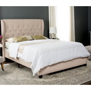 Booneville Wingback Panel Bed