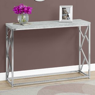 Cyrano Metal Console Table