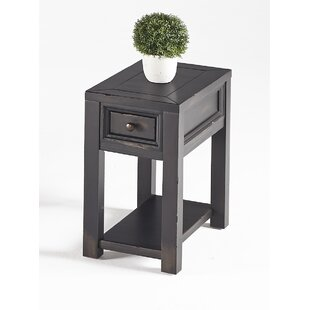 Amplas End Table