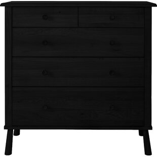 Gulfport 5 Drawer Chest By August Grove