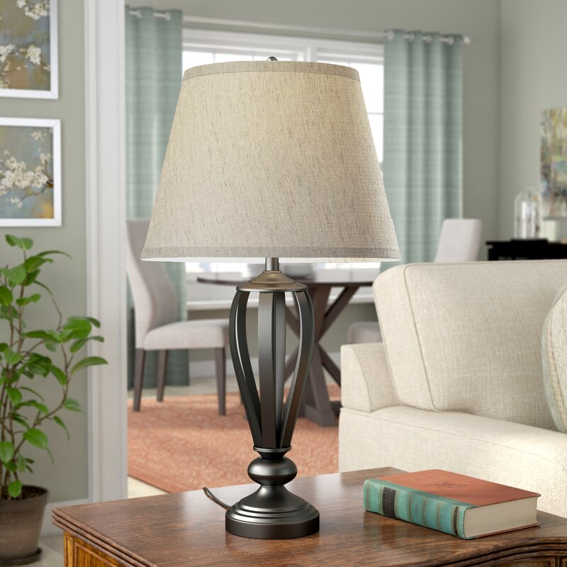 Three Posts Gainseville 30 Table Lamp