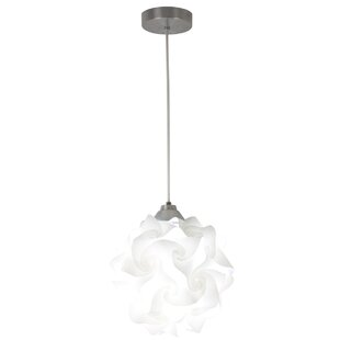 EQLight Hado Polylight 1-Light Novelty Pendant
