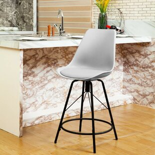 Bohannan Kitchen Counter 26 Bar Stool (Set of 4)