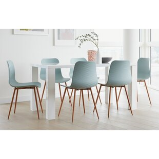 Kenos Dining Set with 6 Chairs  sc 1 st  Wayfair & Blue Dining Table Sets | Wayfair.co.uk