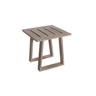 Potsdam Aluminum Side Table