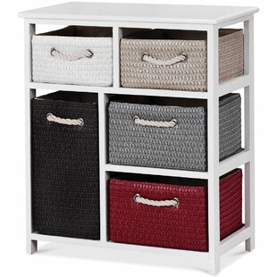 Affordable Elliana 5 Drawer Nightstand by Longshore Tides