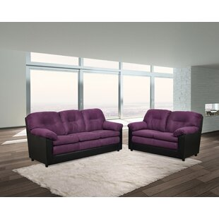 Compare & Buy Rosso 2 Piece Living Room Set by Red Barrel Studio Reviews (2019) & Buyer's Guide