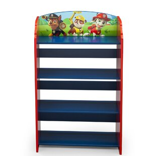 Paw Patrol Childrens Bookcase