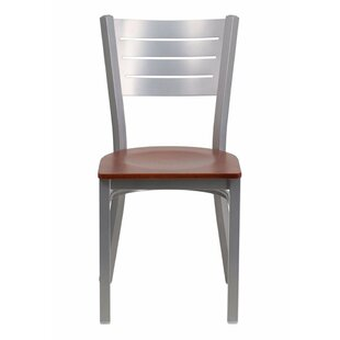 Price comparison Taylor Ladder Back Dining Chair by Ebern Designs Reviews (2019) & Buyer's Guide