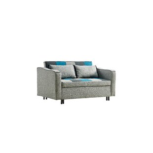 Padstow 2 Seater Fold Out Sofa Bed By Mercury Row