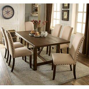 Gracie Oaks Rhoades Dining Table