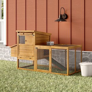 Mobile Chicken Coop | Wayfair