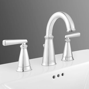 White Bathroom Sink Faucets You\'ll Love | Wayfair