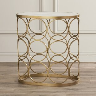 Willa Arlo Interiors Rosenberger End Table