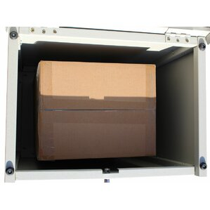 parcelchest steel single unit parcel locker - Commercial Mailboxes