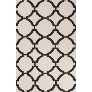 Rickman Ivory/Black Area Rug By Willa Arlo Interiors