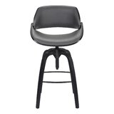 Howden Adjustable Height Bar Stool by Wade Logan®