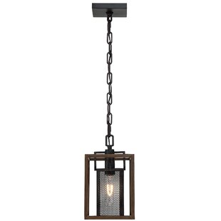Union Rustic Minor 1-Light Foyer Pendant