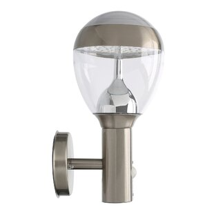 Carmina1 Light Outdoor Sconce With Motion Sensor By Sol 72 Outdoor