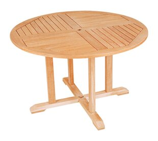 HiTeak Furniture Bistro Table
